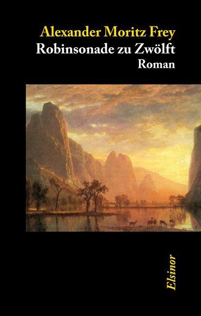 Robinsonade zu Zwölft als Buch von Alexander Moritz Frey