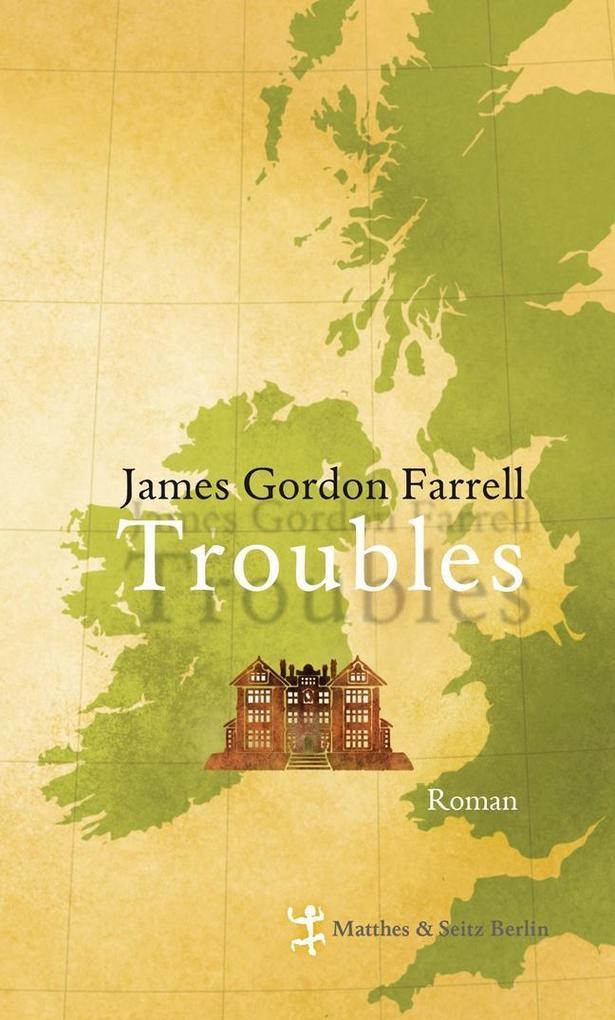 Troubles als Buch von James Gordon Farrell, John Banville