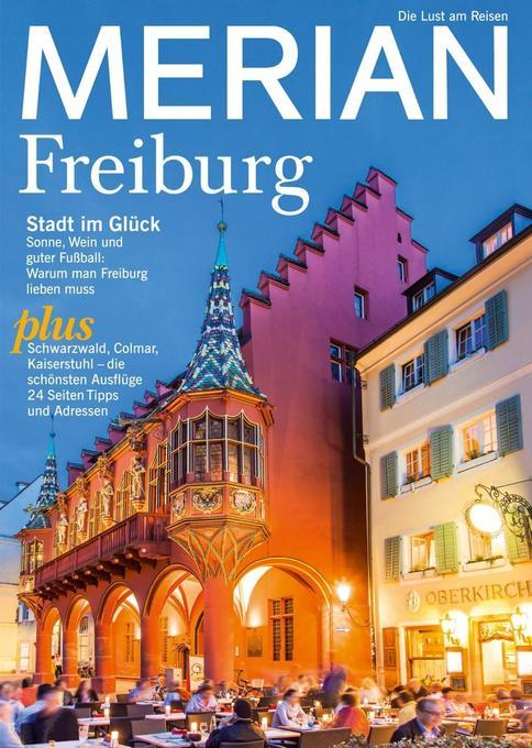 MERIAN Freiburg als Buch von