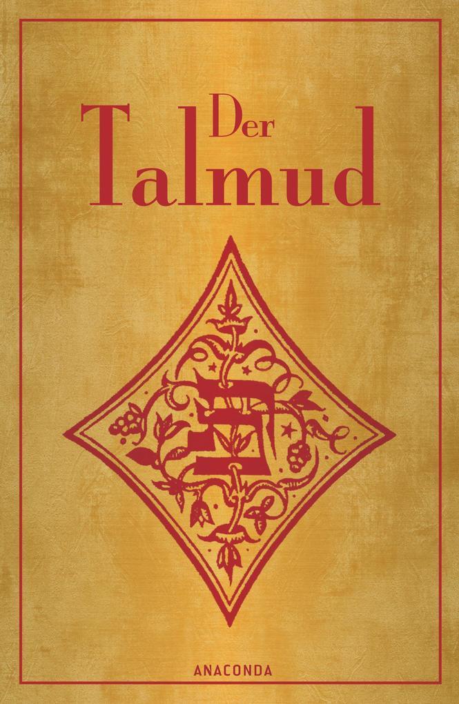Der Talmud als Buch von