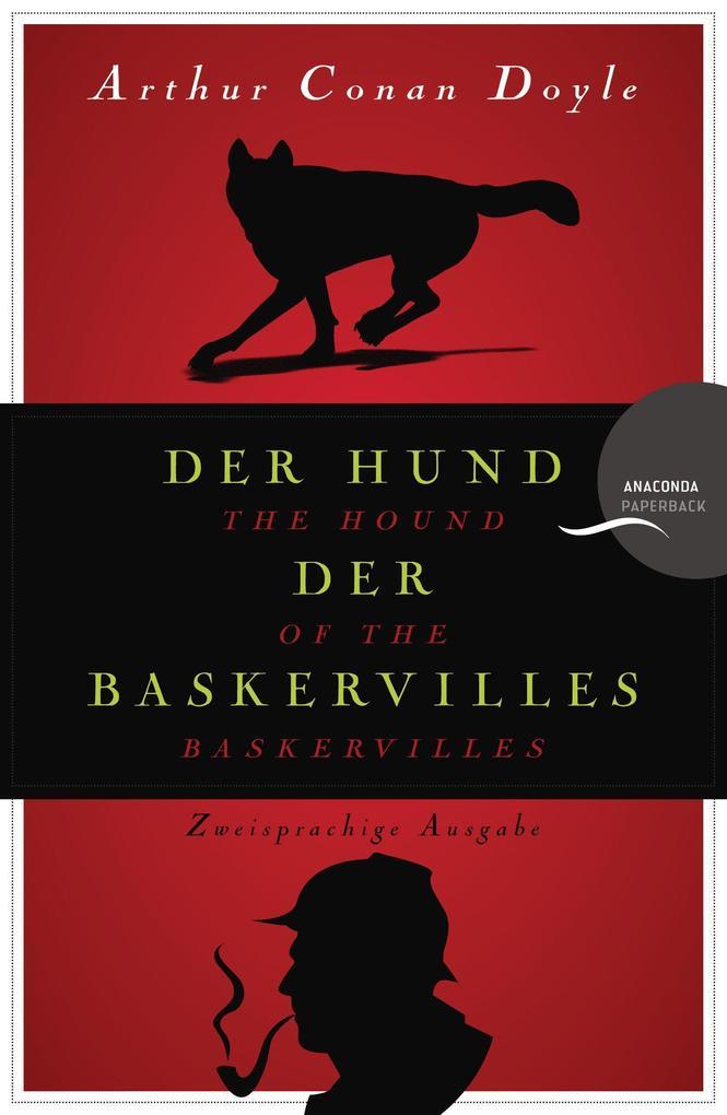 Der Hund der Baskervilles / The Hound of the Baskervilles (zweisprachig) als Taschenbuch von Arthur Conan Doyle