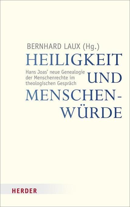 Heiligkeit und Menschenwürde als Buch von