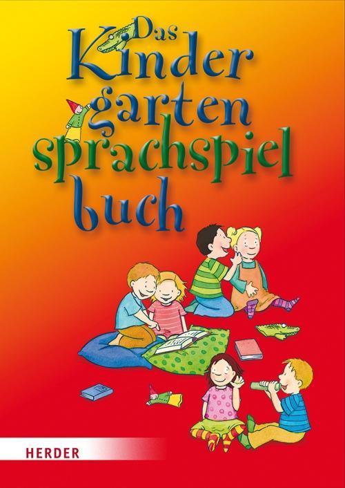 Das Kindergarten-Sprachspielbuch als Buch von Ingrid Biermann