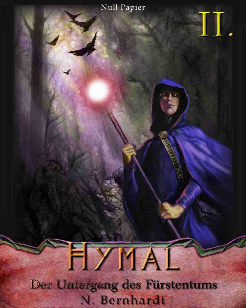Der Hexer von Hymal, Buch II: Der Untergang des Fürstentums als eBook von N. Bernhardt