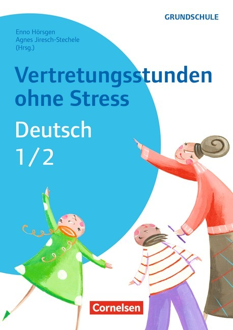Vertretungsstunden ohne Stress Grundschule - Deutsch 1/2 als Buch von