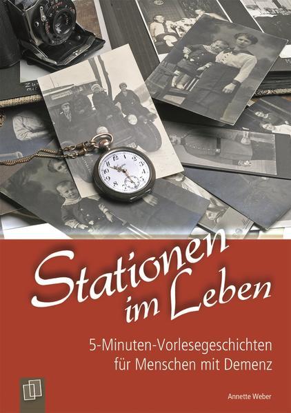 Stationen im Leben als Buch von Annette Weber