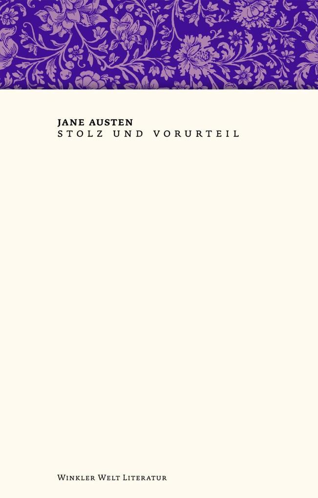 Stolz und Vorurteil als Buch von Jane Austen