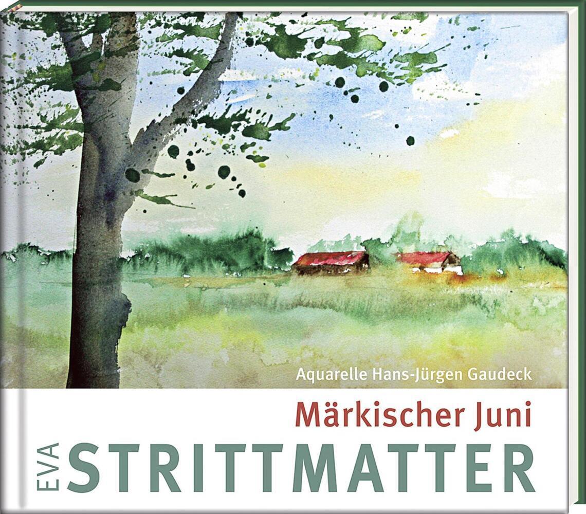 Märkischer Juni als Buch von Eva Strittmatter