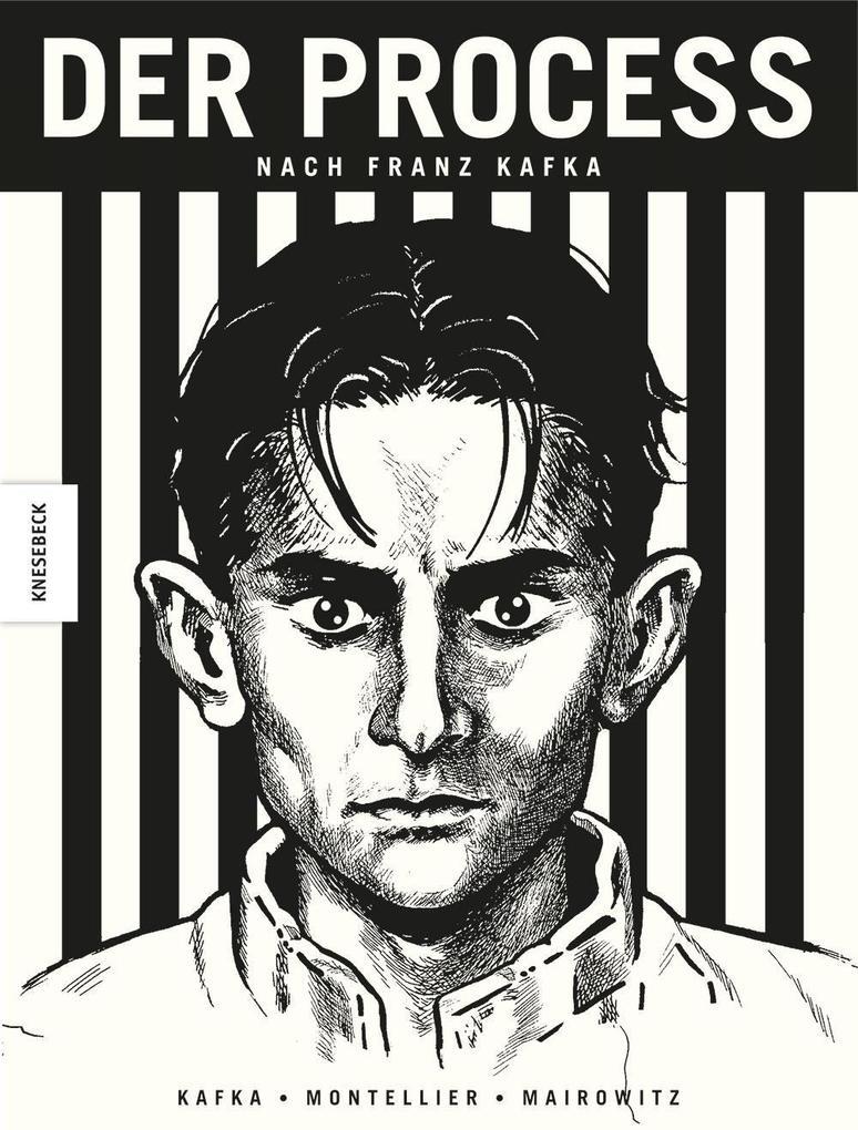 Der Process als Buch von Mairowitz, Chantal Montellier, Franz Kafka