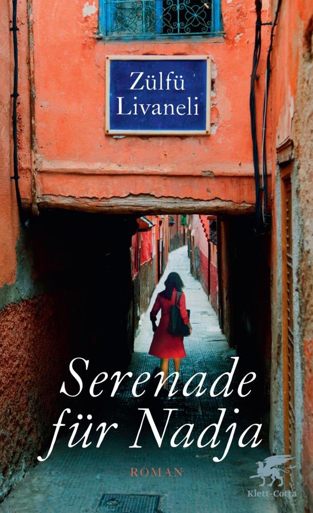 Serenade für Nadja als Buch von Zülfü Livaneli