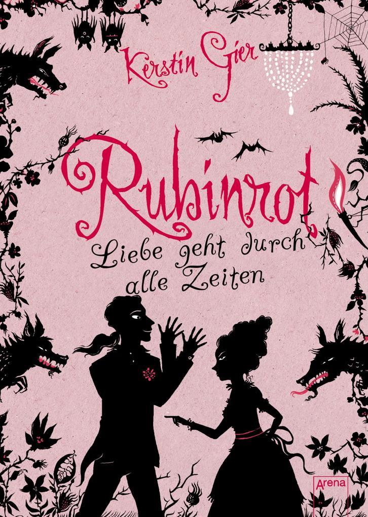 Rubinrot als eBook von Kerstin Gier