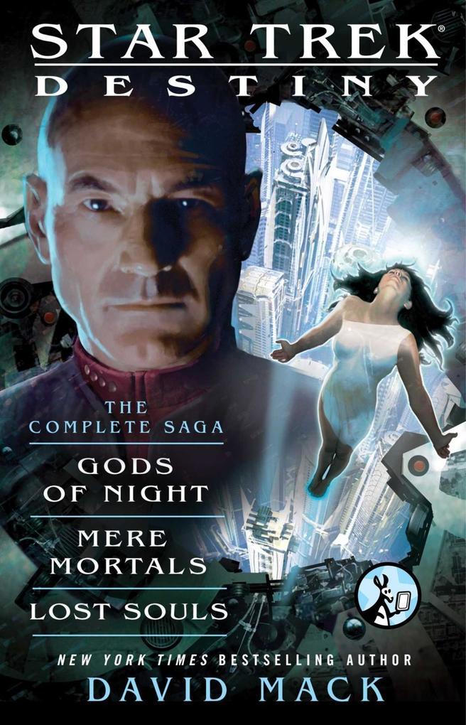 Star Trek: Destiny: The Complete Saga als eBook von David Mack