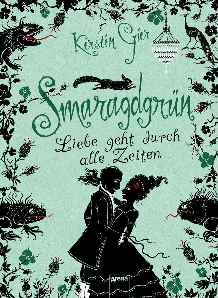 Smaragdgrün als eBook von Kerstin Gier
