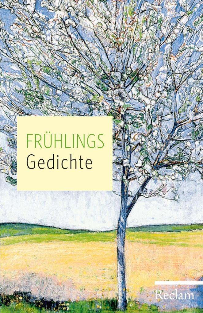 Frühlingsgedichte als Taschenbuch von