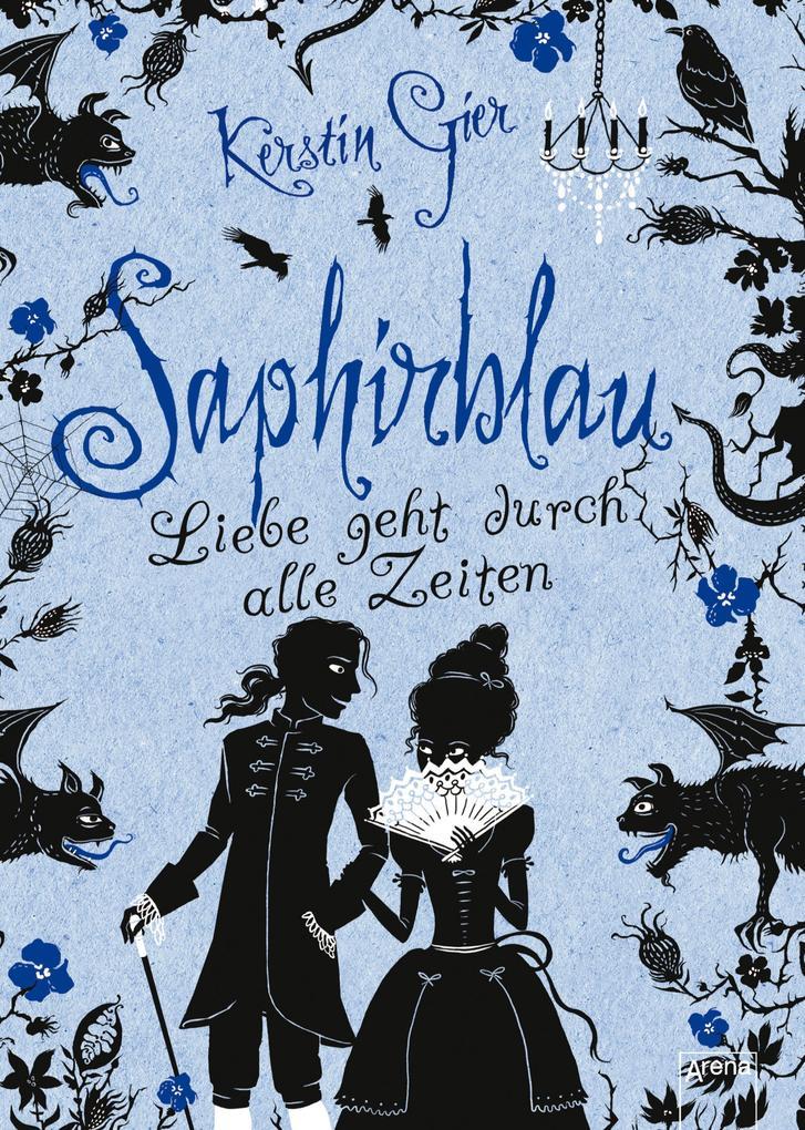 Saphirblau als eBook von Kerstin Gier