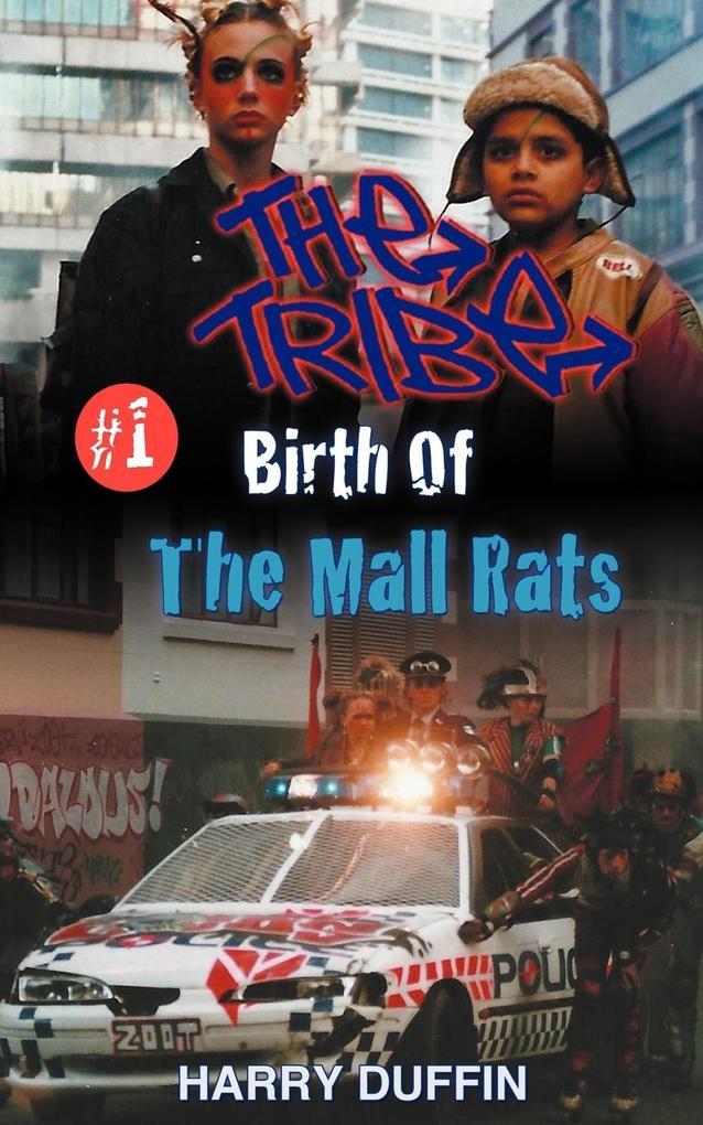 The Tribe als Buch von Harry Duffin