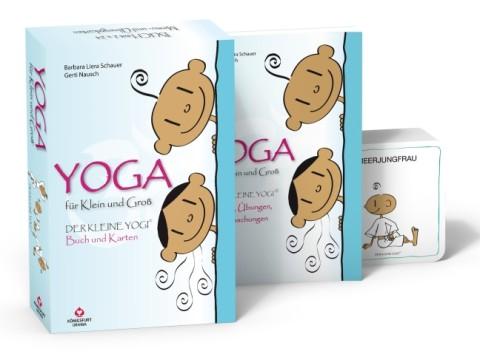 Yoga für Klein und Groß als Buch von Gerti Nausch