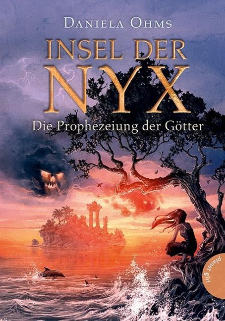 Insel der Nyx 01. als Buch von Daniela Ohms