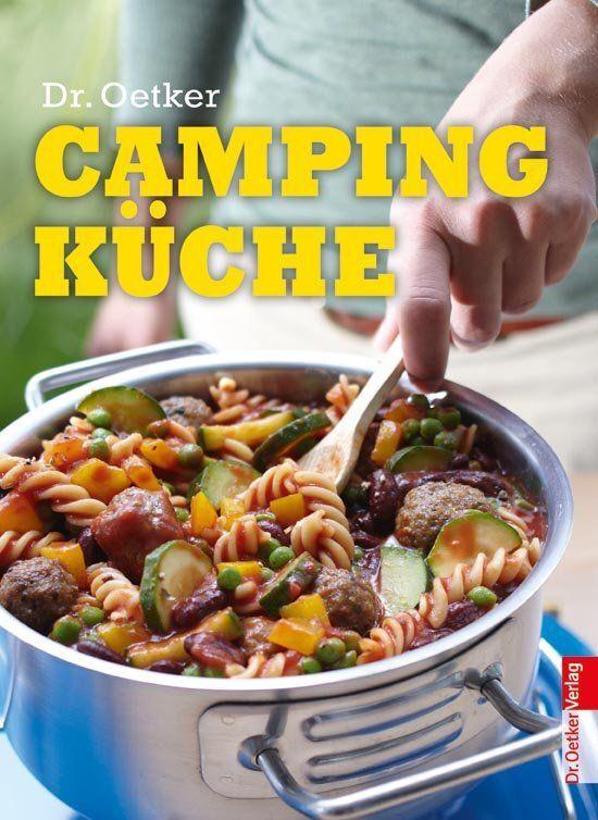 Campingküche als Buch von Dr. Oetker