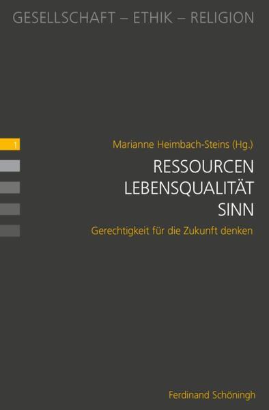 Ressourcen - Lebensqualität - Sinn als Buch von
