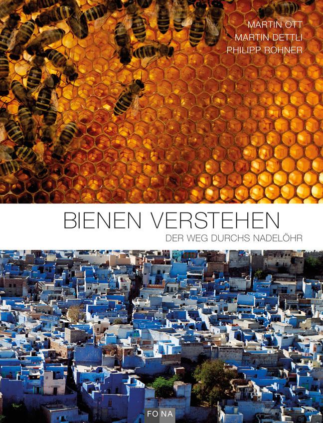 Bienen verstehen als Buch von Martin Ott, Martin Dettli, Philipp Rohner
