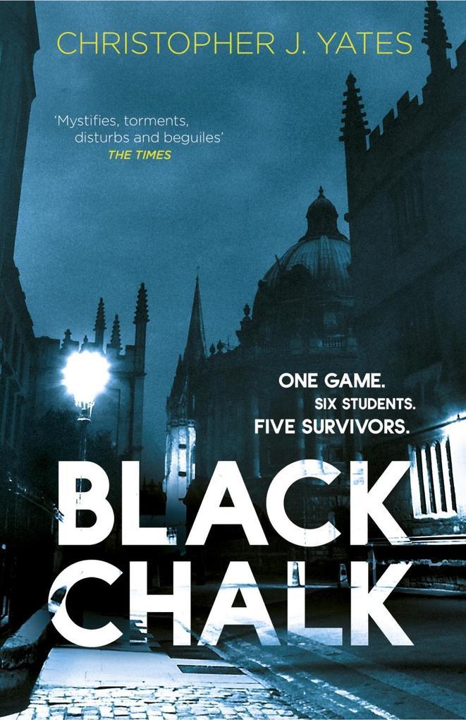 Black Chalk als eBook von Christopher J. Yates