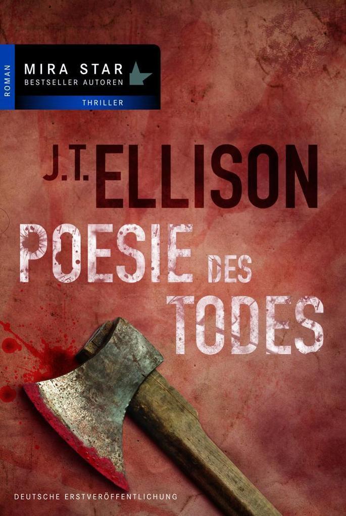 Poesie des Todes als eBook von J.T. Ellison