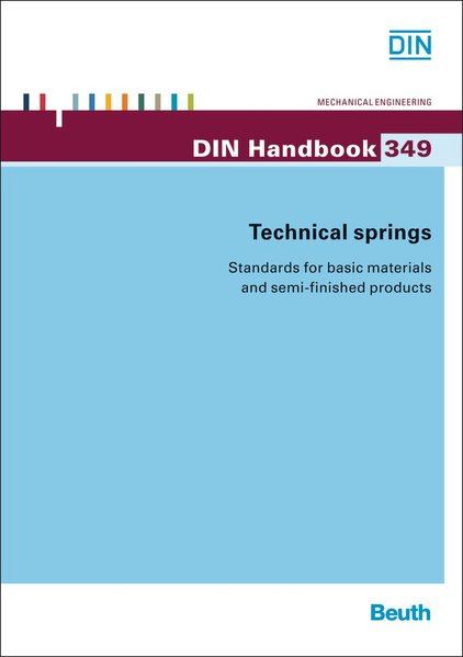 Technical springs als Taschenbuch von