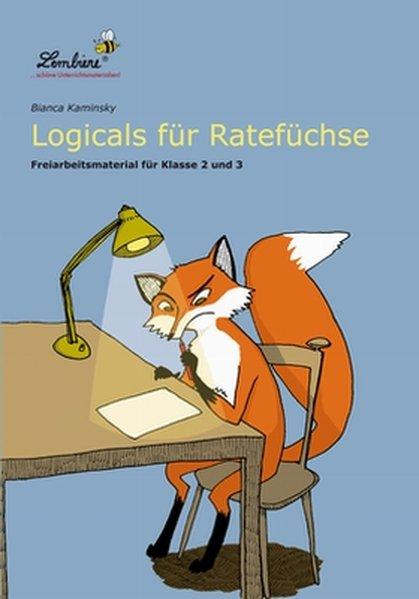 Logicals für Ratefüchse (PR) als Buch von Bianca Kaminsky