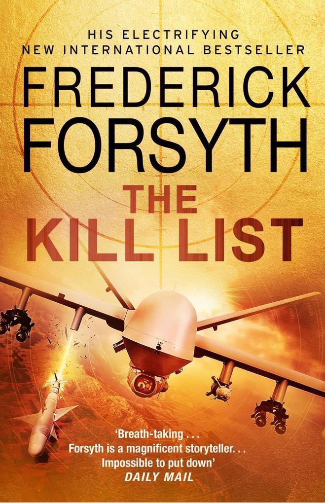 The Kill List als eBook von Frederick Forsyth
