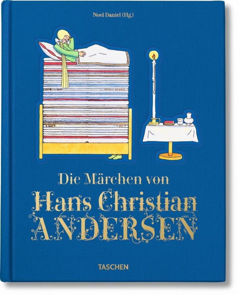 Die Märchen von Hans Christian Andersen als Buch von Hans Christian Andersen