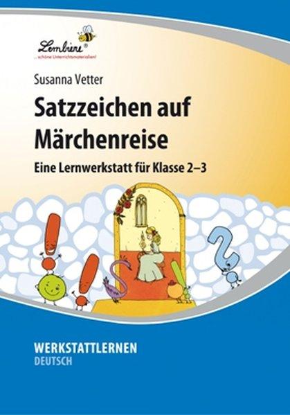 Satzzeichen auf Märchenreise (PR) als Buch von Susanna Vetter