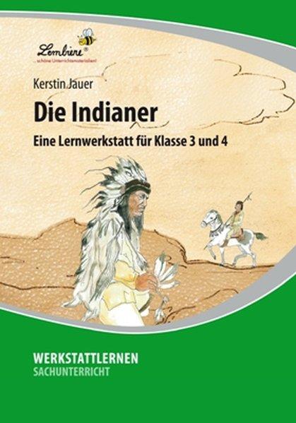 Die Indianer (PR) als Buch von Kerstin Jauer