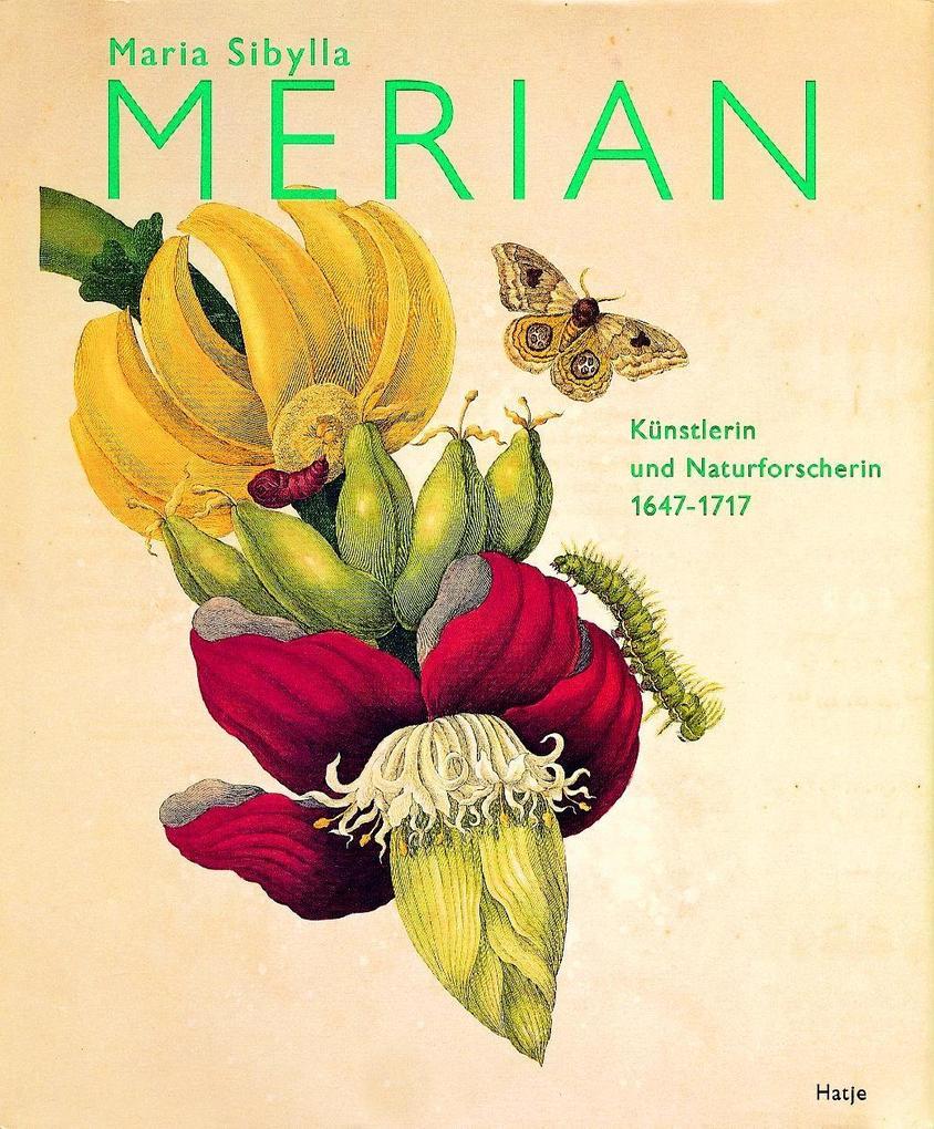 Maria Sibylla Merian als Buch von