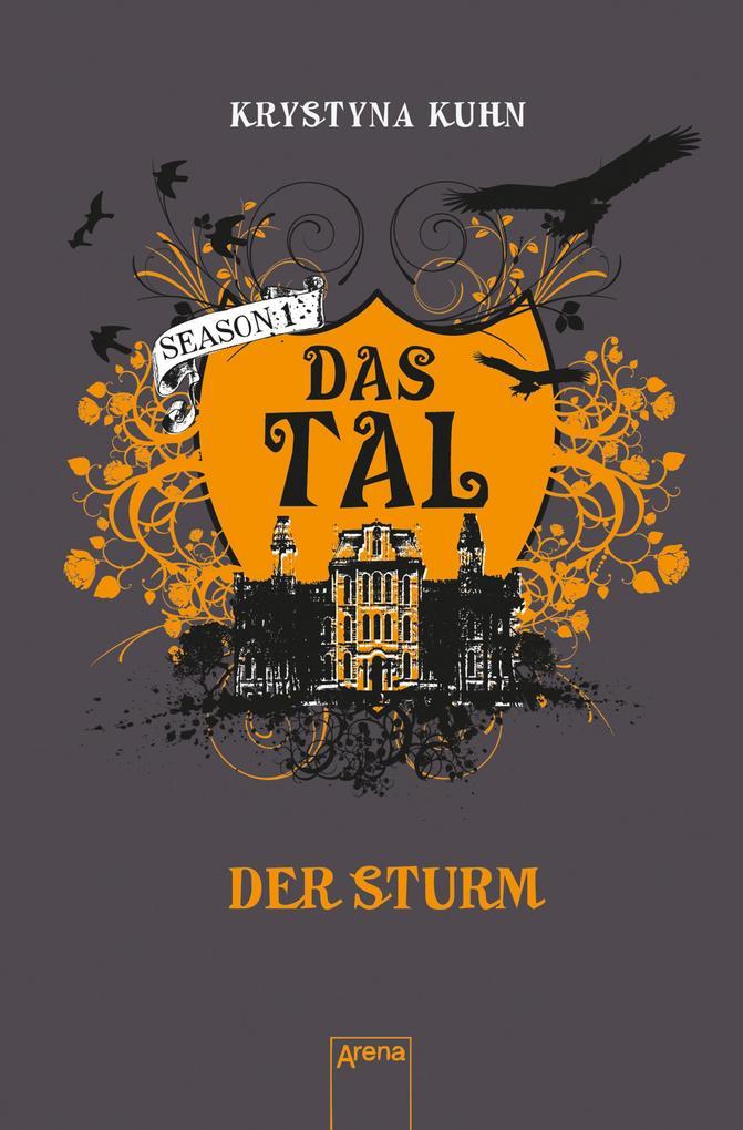 Das Tal. Der Sturm als eBook von Krystyna Kuhn