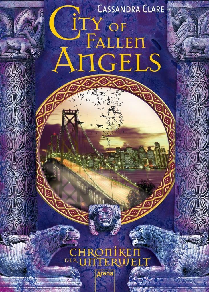 City of Fallen Angels als eBook von Cassandra Clare