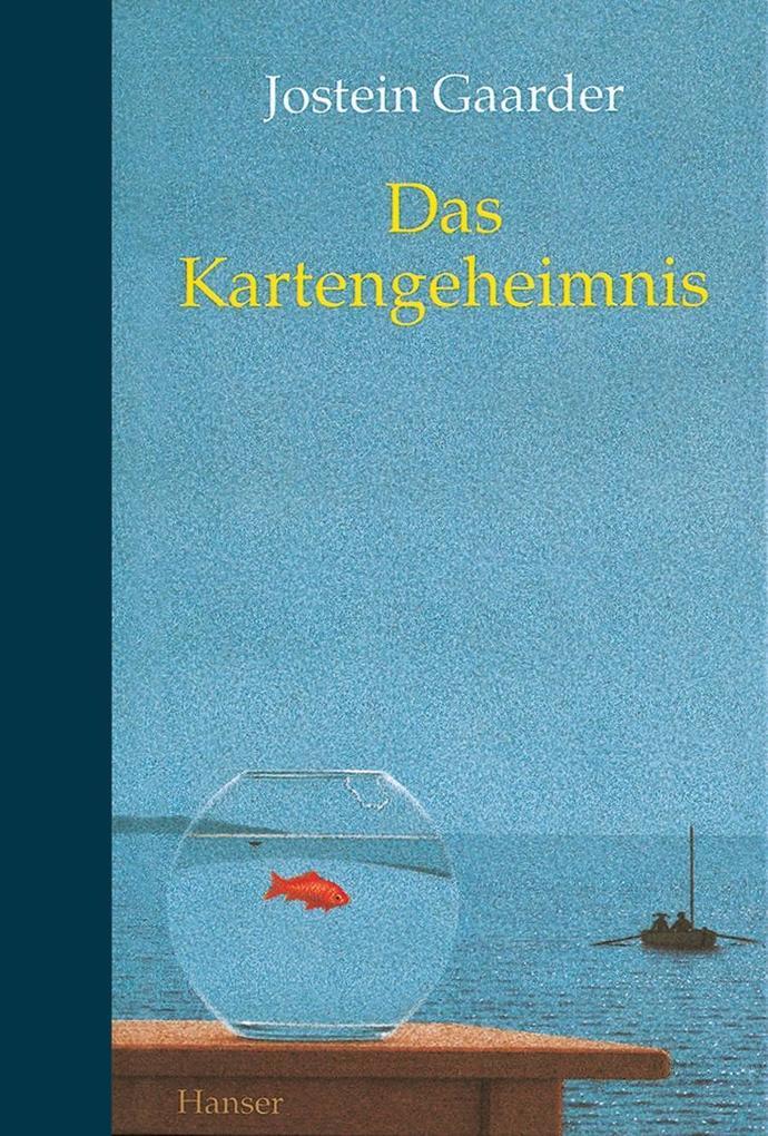 Das Kartengeheimnis als eBook von Jostein Gaarder