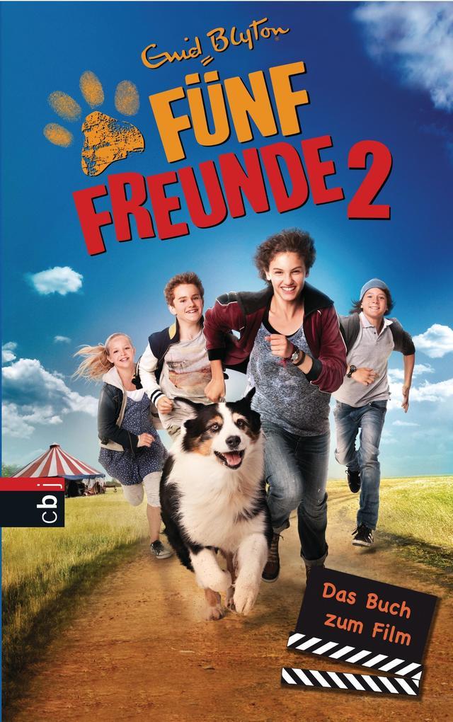 Fünf Freunde 2 - Das Buch zum Film als eBook von Enid Blyton