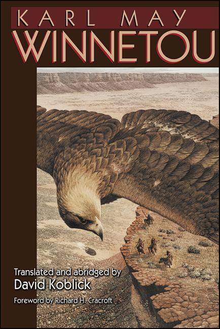 Winnetou als Taschenbuch von Karl Friedrich May