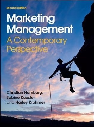 Marketing Management als Buch von Christian Homburg, Sabine Kuester, Harley Krohmer