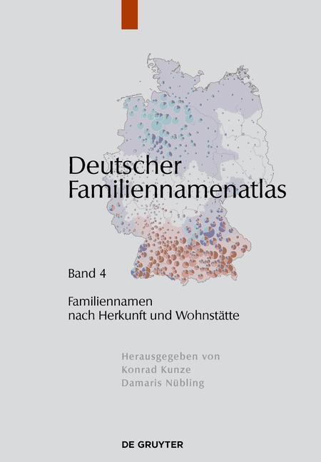 Familiennamen nach Herkunft und Wohnstätte als ...