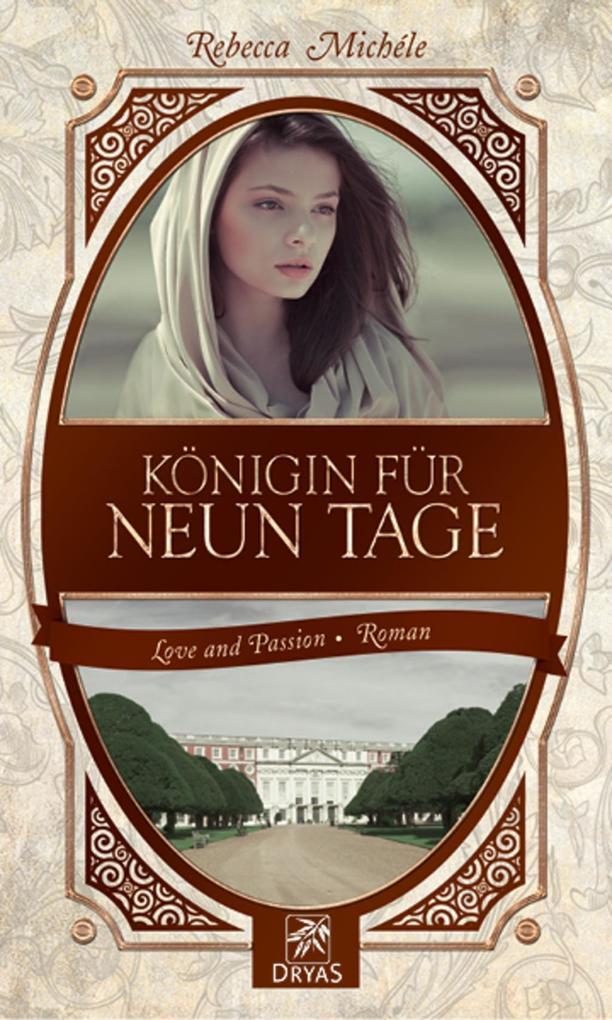 Königin für neun Tage als eBook von Rebecca Michéle