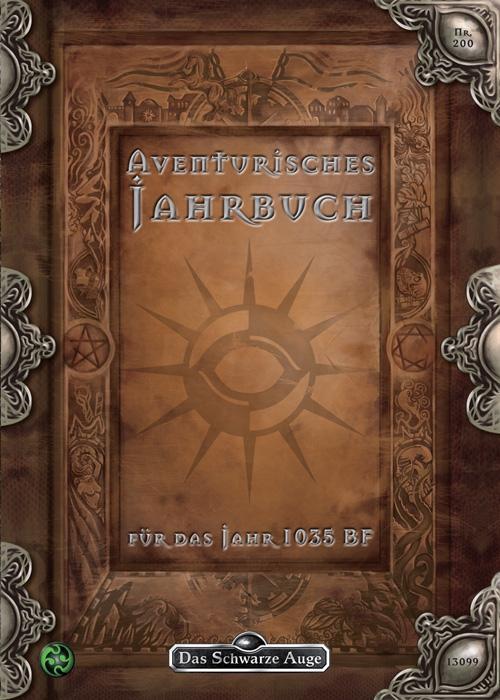 Aventurisches Jahrbuch 1035 BF als Buch von