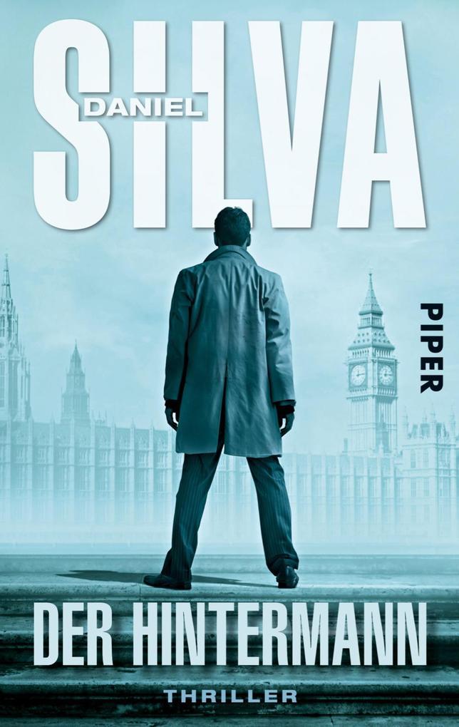 Der Hintermann als eBook von Daniel Silva