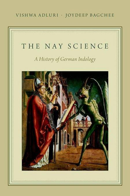 The Nay-Science als Buch von Vishwa Adluri, Joydeep Bagchee
