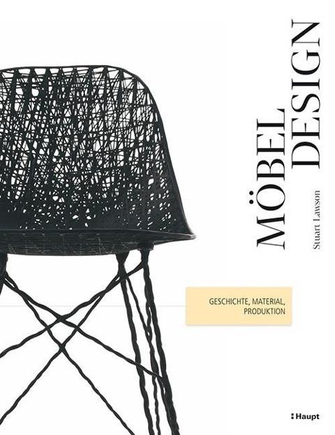 Möbeldesign als Buch von Stuart Lawson