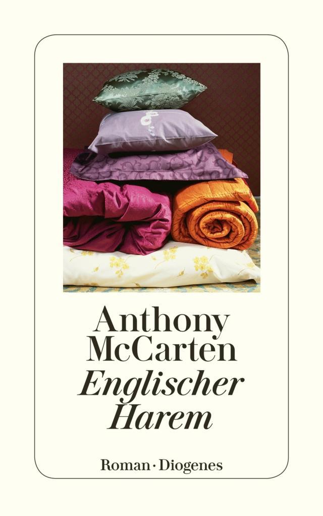 Englischer Harem als eBook von Anthony McCarten