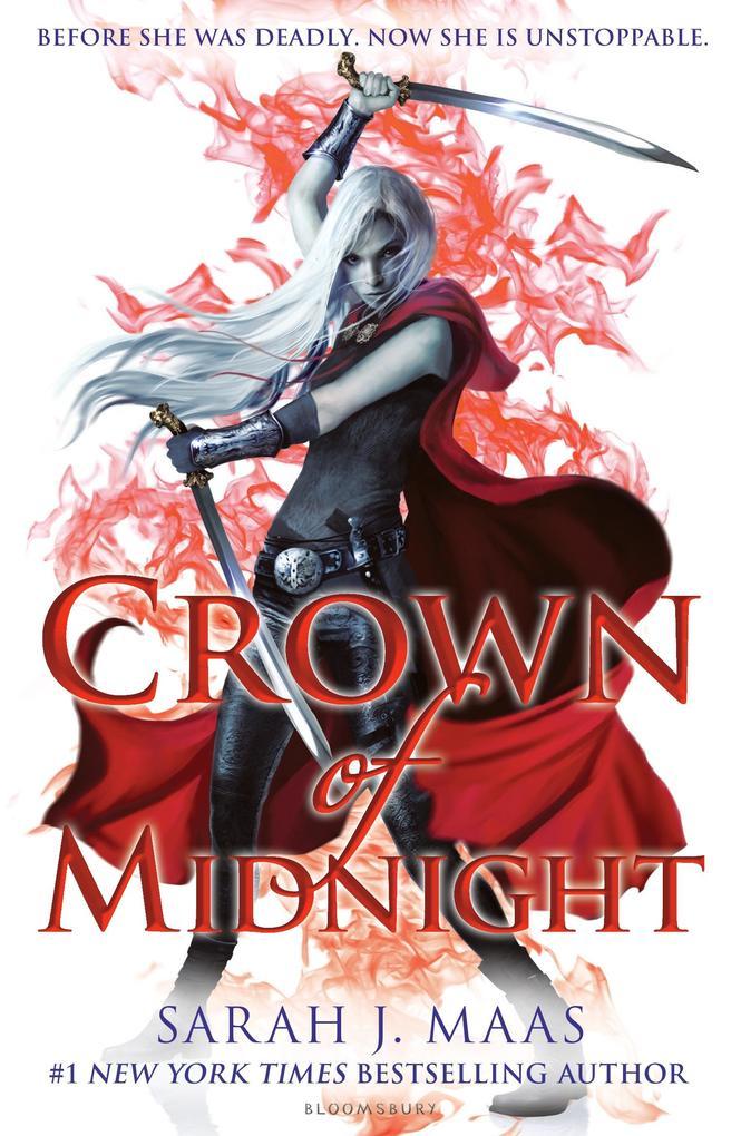 Crown of Midnight als eBook von Sarah J. Maas
