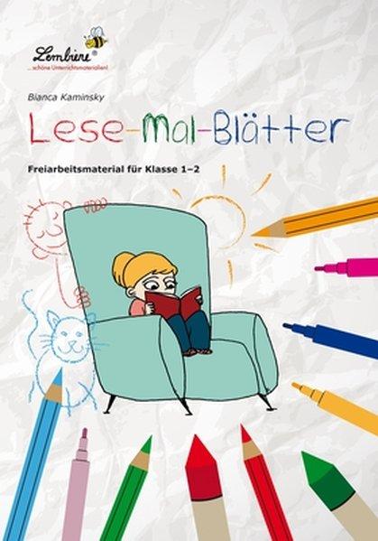 Lese-Mal-Blätter (PR) als Buch von Bianca Kaminsky