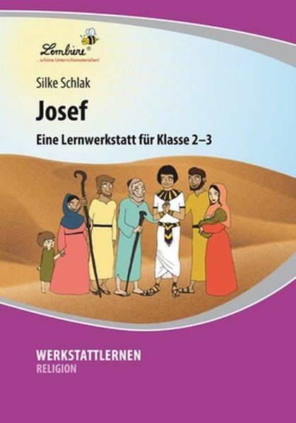 Josef (PR) als Buch von Silke Schlak